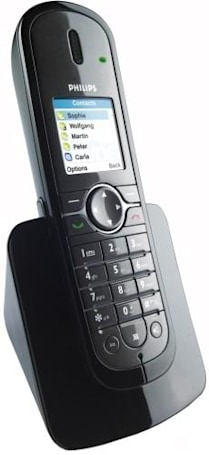 Philips drops another cordless Skype phone