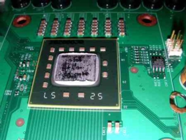 Smaller processors on Xbox 360 delayed