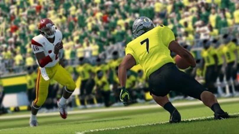 EA Sports cancels 2014 college football game, is evaluating series' future [Update: EA settles lawsuit]