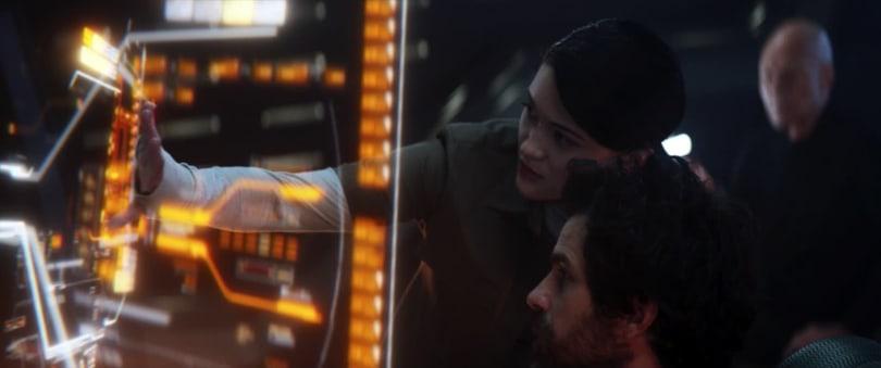 'Picard' finally shows us how 'Star Trek's' technology evolves