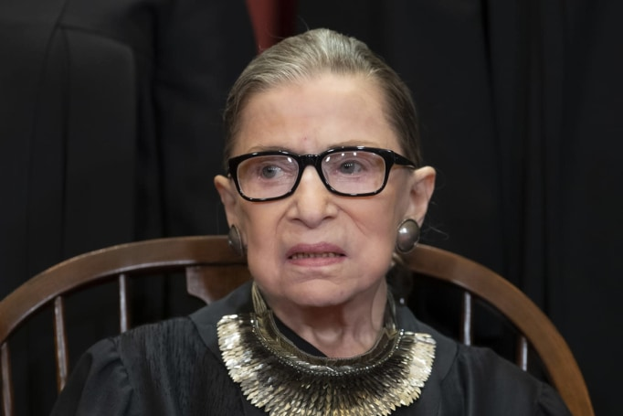 YouTube searches for 'RBG' led to slew of bogus conspiracy videos