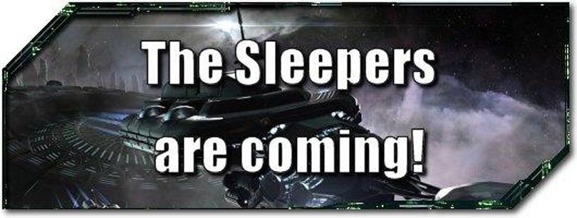 EVE Evolved: The Sleepers are coming!