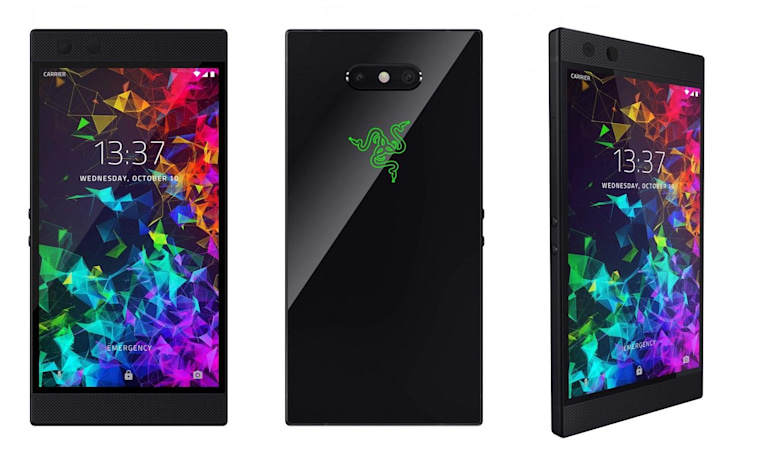 Razer Phone 2 leaks thanks to premature Amazon listing