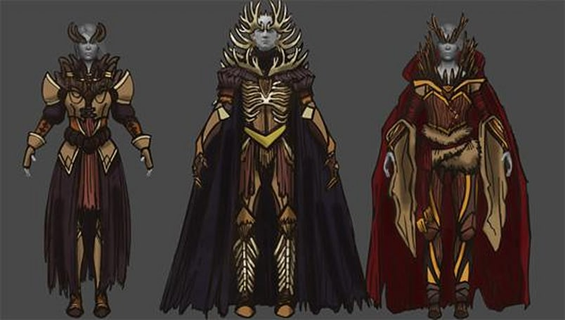 Massively Exclusive: Camelot Unchained armor dev blog concludes with part 3