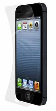 Belkin TrueClear InvisiGlass screen protector covers your glass... with glass