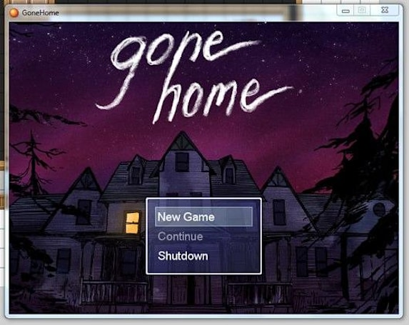 Fanmade Gone Home demake given the Fullbright blessing