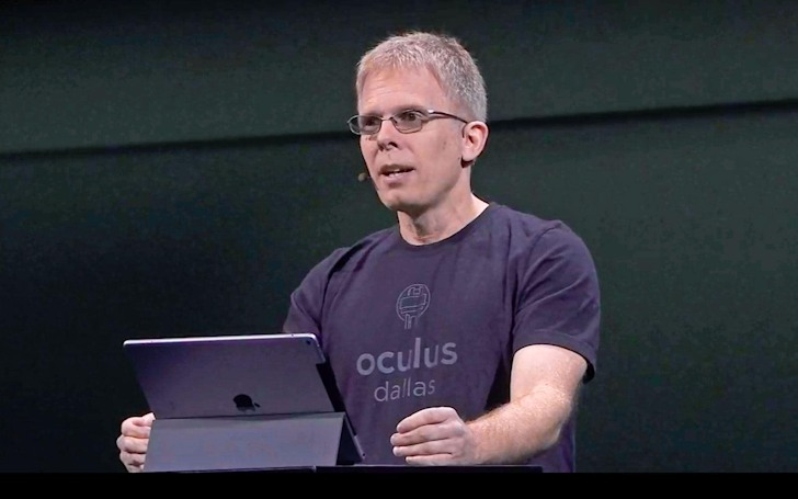 Oculus CTO John Carmack reveals what's next for Oculus Go