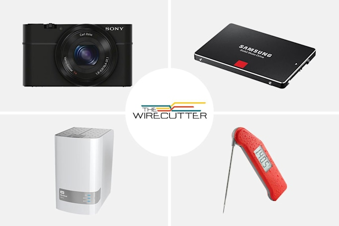 The Wirecutter's best deals: Sony's RX100 point-and-shoot and more!