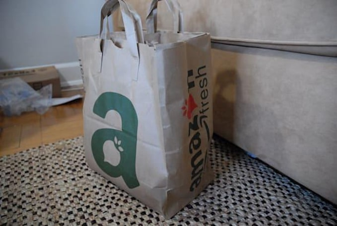 Amazon's grocery service hits Brooklyn starting today