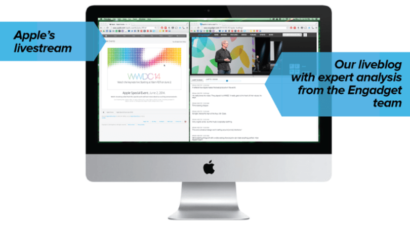 Apple's WWDC 2014 keynote will be streamed live on Safari and Apple TV