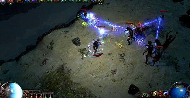 Path of Exile removes Snapshotting