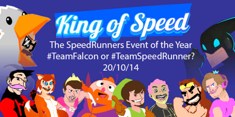 SpeedRunners recruits YouTubers to help fight cancer