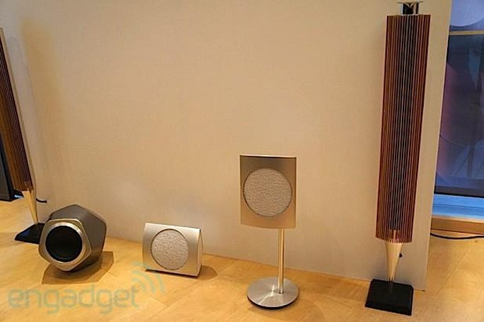 Bang & Olufsen reveals trio of wireless BeoLab speakers, the first with WiSA support