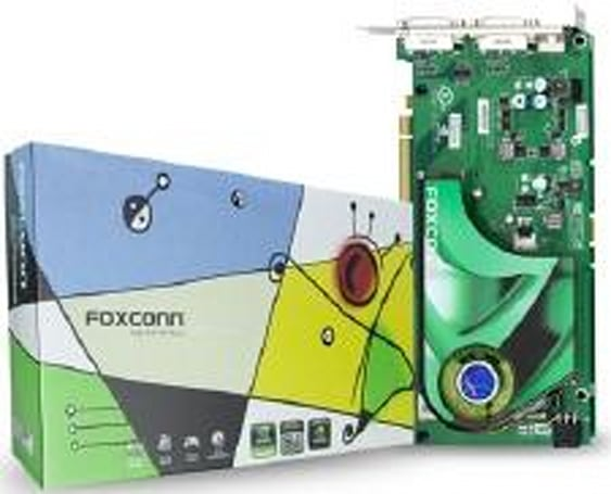 Foxconn gets into the graphics card business. Huh?