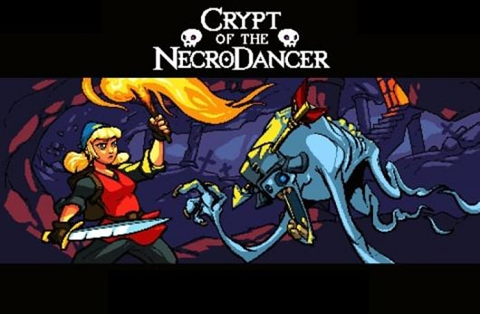 The sight of music: the art behind Crypt of the NecroDancer