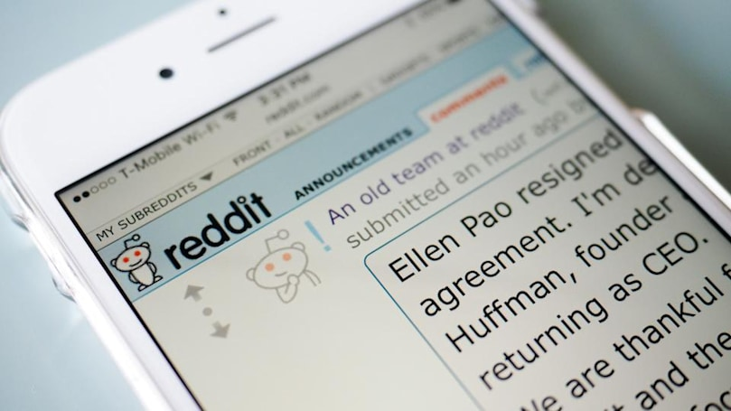Former Reddit CEO says Ellen Pao was a scapegoat
