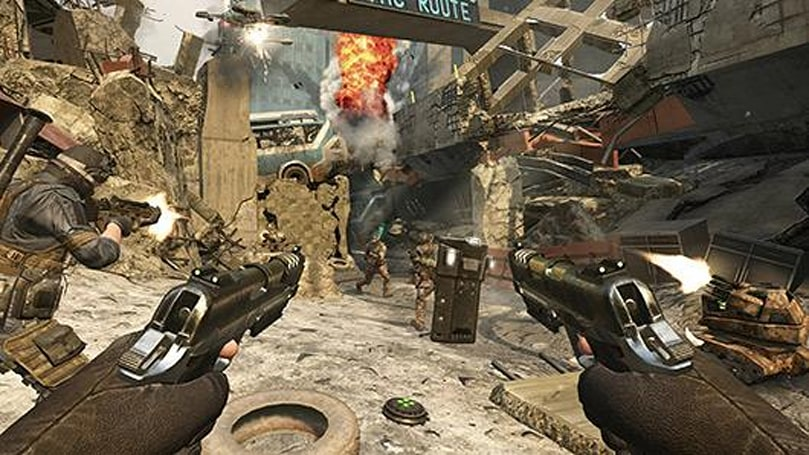 Think tank taps Black Ops 2 director for future war insight