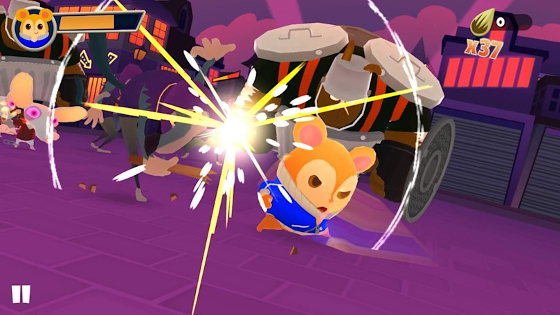 'Hamsterdam' is the rhythmic rodent brawler we've been waiting for