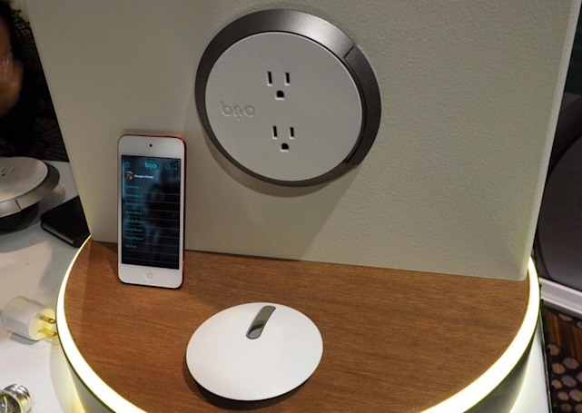 How much would you pay for a smart, safe home power outlet?