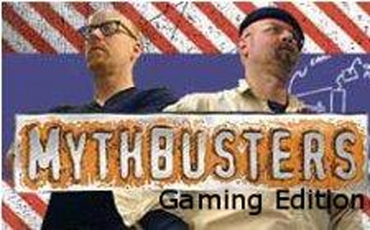 Let's bust some myths! Game-related only, please