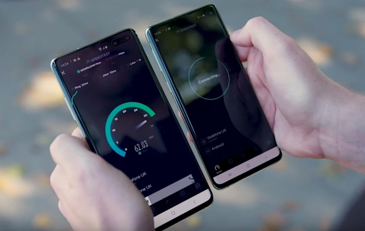 Samsung's Android 10 beta program is now available on the Galaxy S10