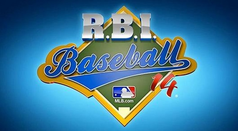 Report: RBI Baseball 14 takes the current-gen mound on April 10