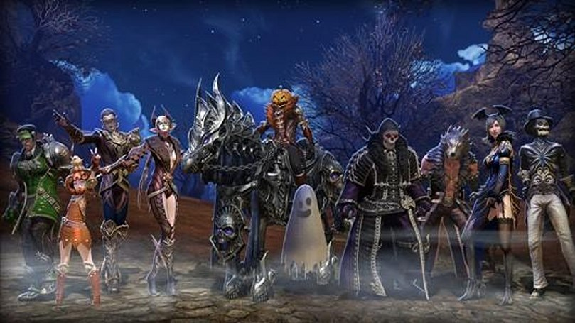 Get in the spirit with TERA's Banquet of Blood trailer