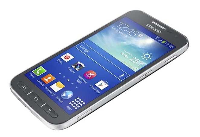 Physical buttons make a comeback in Samsung's low-end Galaxy Core Advance