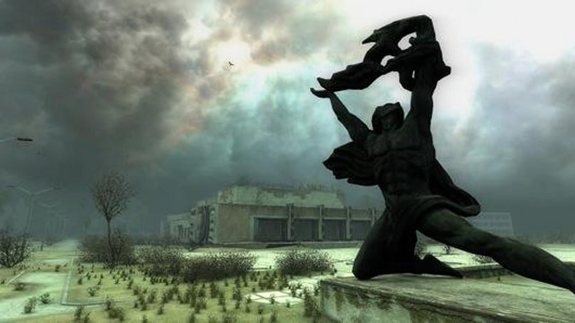 Hunt down S.T.A.L.K.E.R: Shadow of Chernobyl for 99 cents