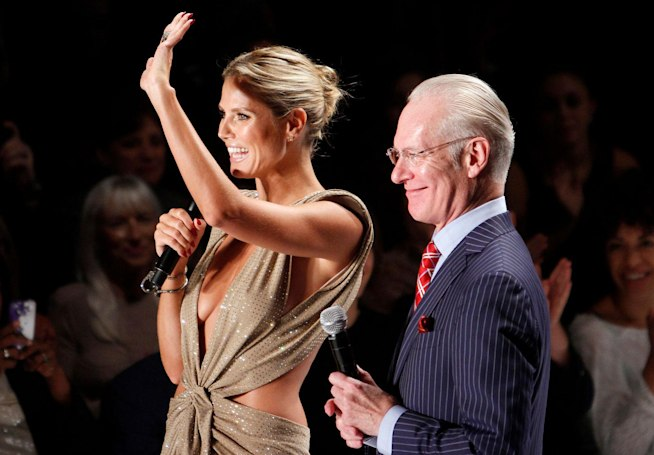 Amazon poaches Heidi Klum and Tim Gunn for new fashion series