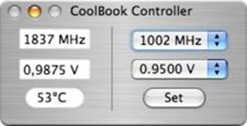 CoolBook makes your MacBook/MacBook Pro cooler