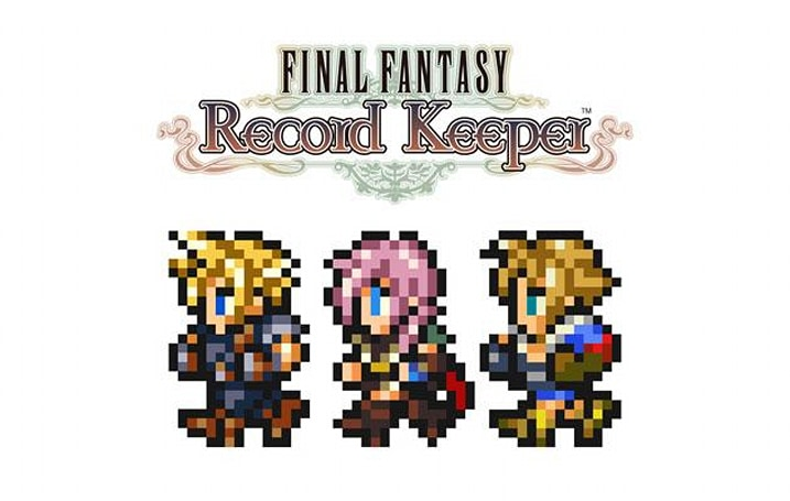 New 'Final Fantasy' game is a retro mash-up, coming to US smartphones