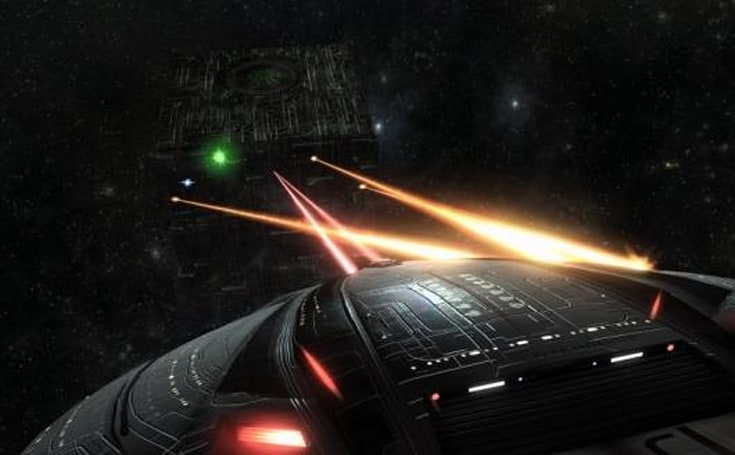 Star Trek Online is giving players two free ship slots