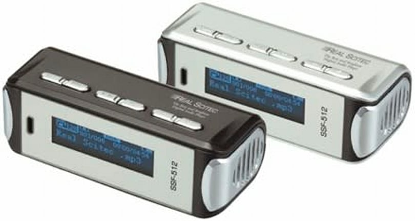 Scitec SSF-512 MP3 player with speaker