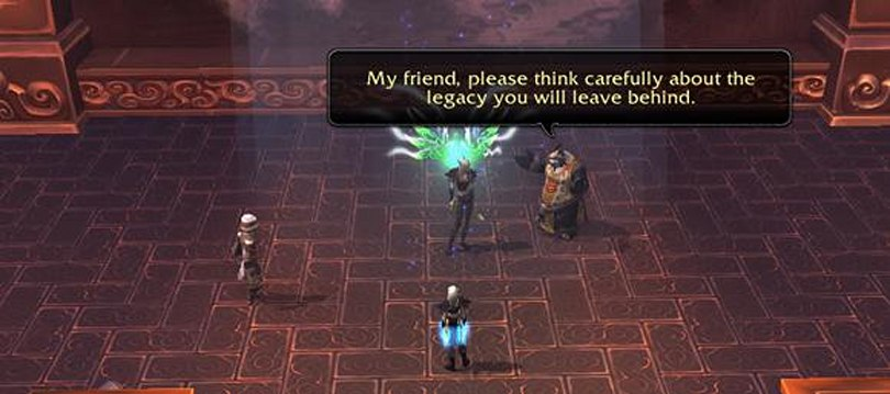 Why Warlords of Draenor needs a legendary chain