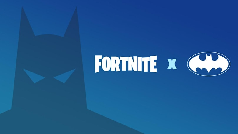 'Fortnite' is getting a Batman crossover