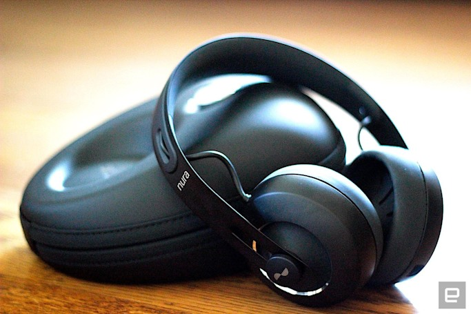 Nuraphones update adds noise-cancellation and 'transparency' mode