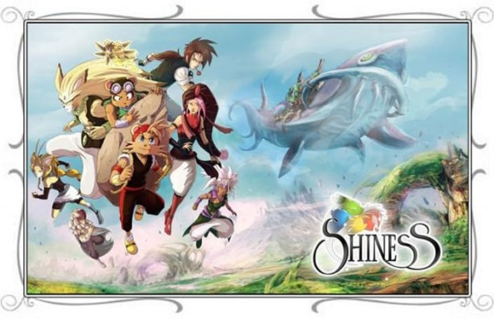 French RPG Shiness is a manga in motion, coming in 2015