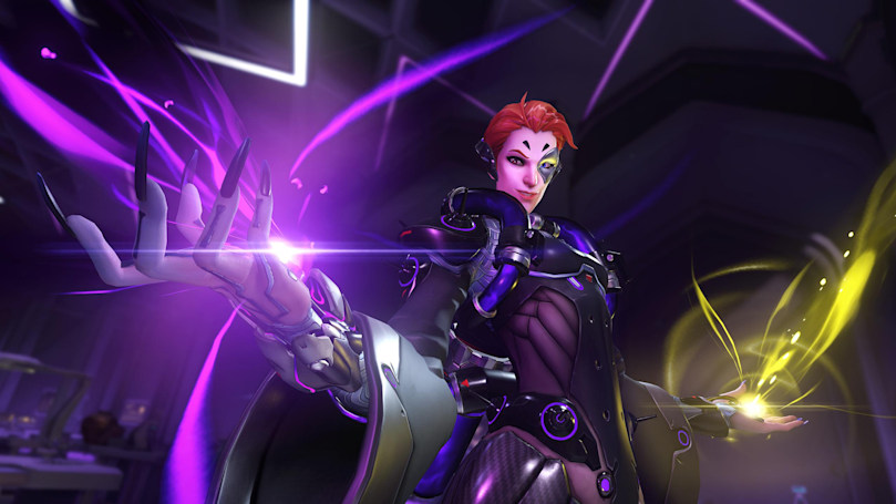 'Overwatch' gets a new healer hero and another map