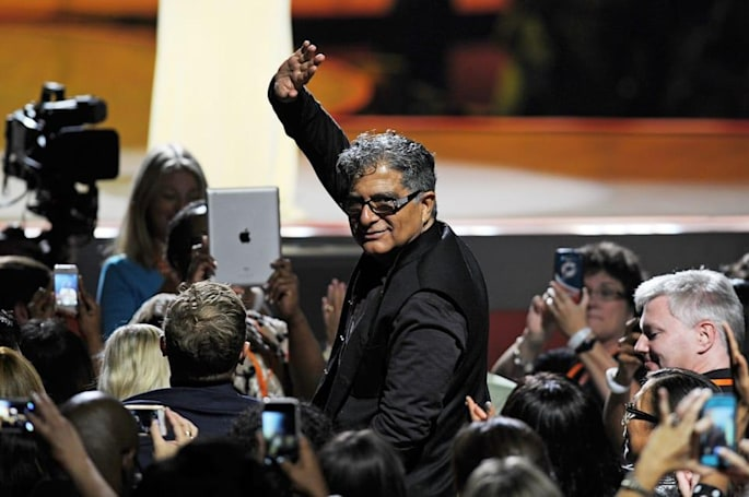 Deepak Chopra: the spiritualist as technologist
