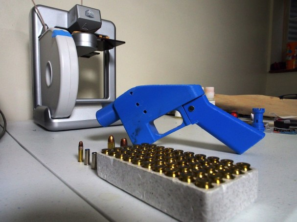 You can legally download 3D-printed gun designs next month