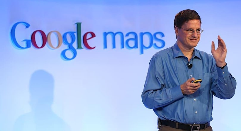 Uber poaches former Google Maps chief for its self-driving car project