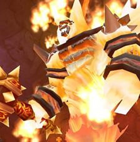 Alone together in Molten Core