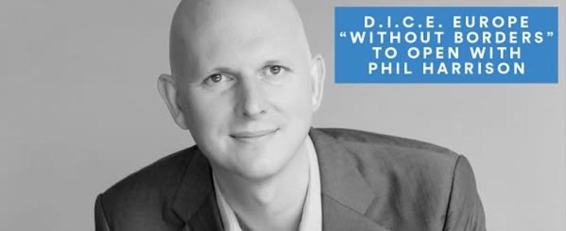 Microsoft VP Phil Harrison to keynote DICE Europe