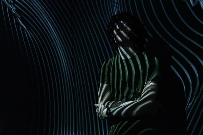 Inside 'Infinity Room,' a dazzling SXSW art installation