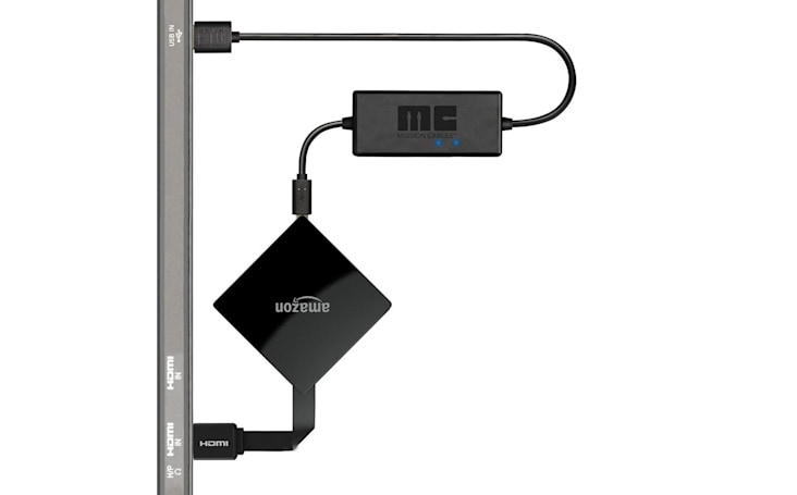 A USB power cable for Amazon's 4K Fire TV now exists