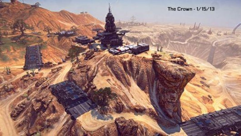Planetside 2's most-hated base showcased in recent interview