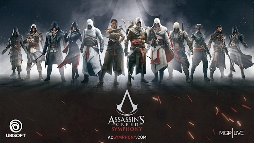'Assassin's Creed Symphony' concerts will also feature holograms