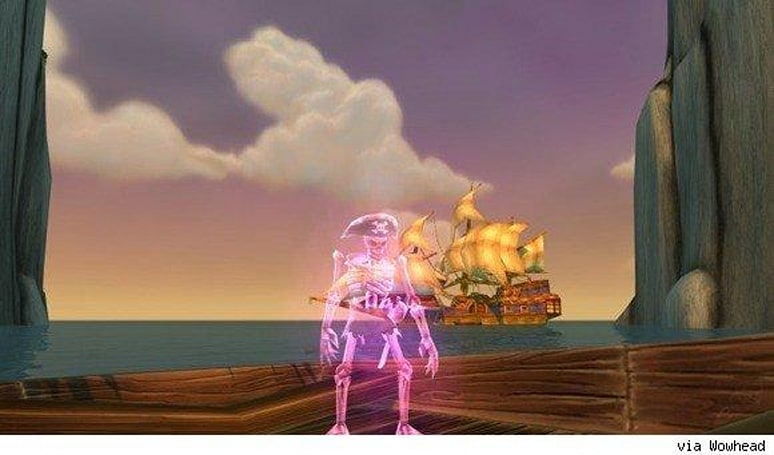 Patch 5.4 PTR: Countless cosmetic items on the Timeless Isle