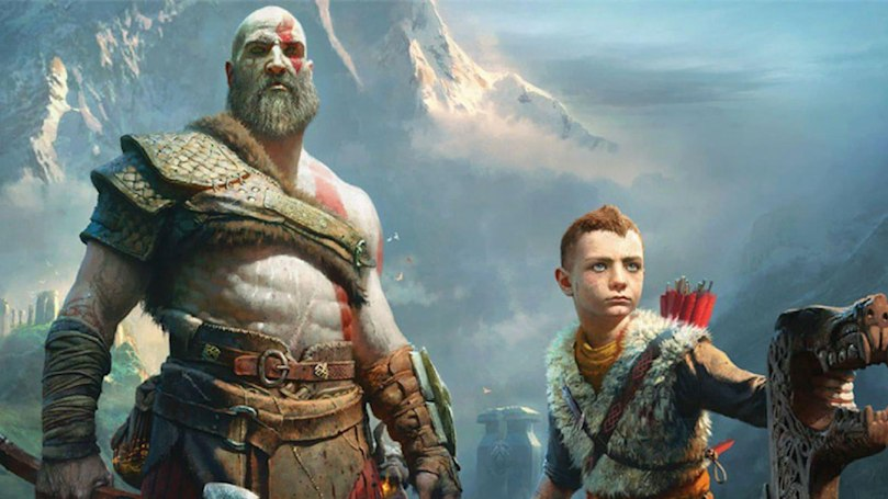 Sony releases its 'God of War' making-of documentary on YouTube